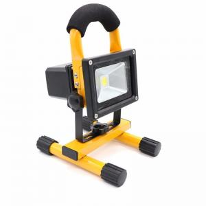 China Waterproof 10W 20W 30W 50W Rechargeable Portable Led Flood Light White Warm White Ligthing on sale