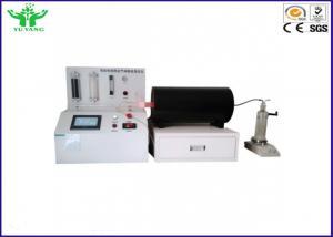 China Halogen Acid Gas Release Corrosion Testing Equipment IEC 60754-1&2 Test Standard on sale
