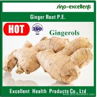 Factory Supply Ginger Root Extract Gingerols