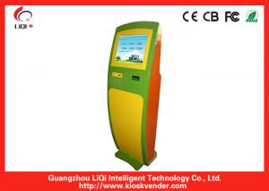 China Vandal-proof Hotel Vending Machine Kiosk Self-service For Cinema Ticket on sale