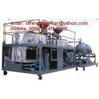 China Sell Engine Used Oil, Motor Used Oil Recycling Machine on sale