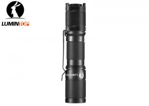 China Magnetic Tail Lumintop Tool AA Flashlight , AA Battery Powered LED Flashlight on sale