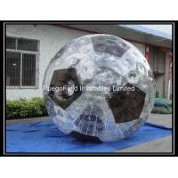 Portable OEM Inflatable Hamster Balls For People Human Bubble Ball