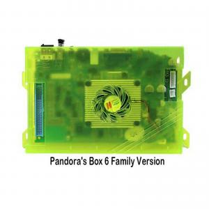 China Pandora's Box 6 Home Version with 1300 games VGA and HDMI output can connect TV Multi game board on sale