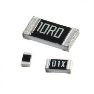 China 0.01-10M SMD Chip Resistor 1% 5% Resistant Tolerance Thick Film ROHS Approval on sale