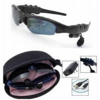 Bluetooth MP3 Sunglass MP3 Player and Bluetooth Headset Earphone