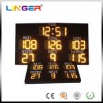 China High Resolution Electronic Cricket Scoreboard Parts Big Led Diodes CE / ROHS wholesale