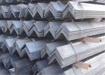 Hot Rolled Stainless Steel Angle Iron ASTM , AISI 201 , 202 , 301 , Thickness 3mm - 24mm
