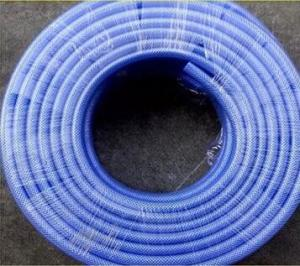 China 3/8 inner diameter 0.362 inch Pvc gas hose non-toxic 30 psi for gas discharging industrial on sale