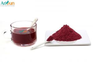 China Beet Root Fruit And Vegetable Powder No Add Sucrose , No Flavor , No Coloring , No Preservatives on sale