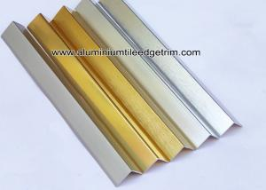 China YF20 Decorative Aluminum Corner Guards / Protectors For Outer Corner Brace V20mm on sale
