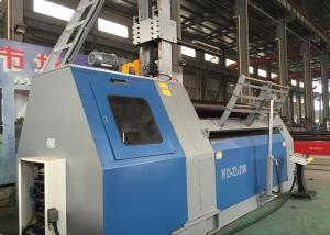China Mechanical Steel Plate Hydraulic Rolling Machine 3 Roller Bender W12-25X3000mm on sale