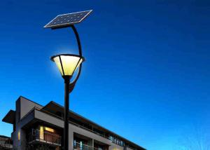 China Landscape Solar Garden Street Light Outdoor Decorations 120°Wide Lighting Angle on sale