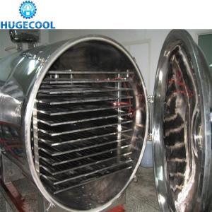China 380v/440v Vacuum Freeze Drying Machine For Low Oil And Low Temperature Drying on sale