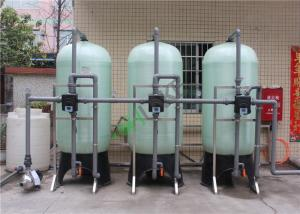 China Customized 5m3 Per Hour RO Water Treatment Plant Reverse Osmosis Unit Eco Friendly on sale