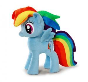 China Rainbow Dash My Little Pony Plush Toys on sale
