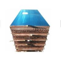 China Multipurpose Fin Type Heat Exchanger Durable Galvanized Steel Core Housing on sale