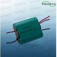 NI-MH AA 3.6V 1800mAh Nimh Rechargeable Battery High Performance For Solar Radio / Cash Register