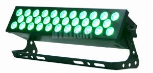 China 32 pcs 10 watt  RGBWA 5in1 LED wash light for events, productions, theater, music concert on sale