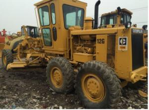 China Used Motor Graders Cat 14G /Caterpillar 12G 120G 140G 120H 140H Motor Grader on sale