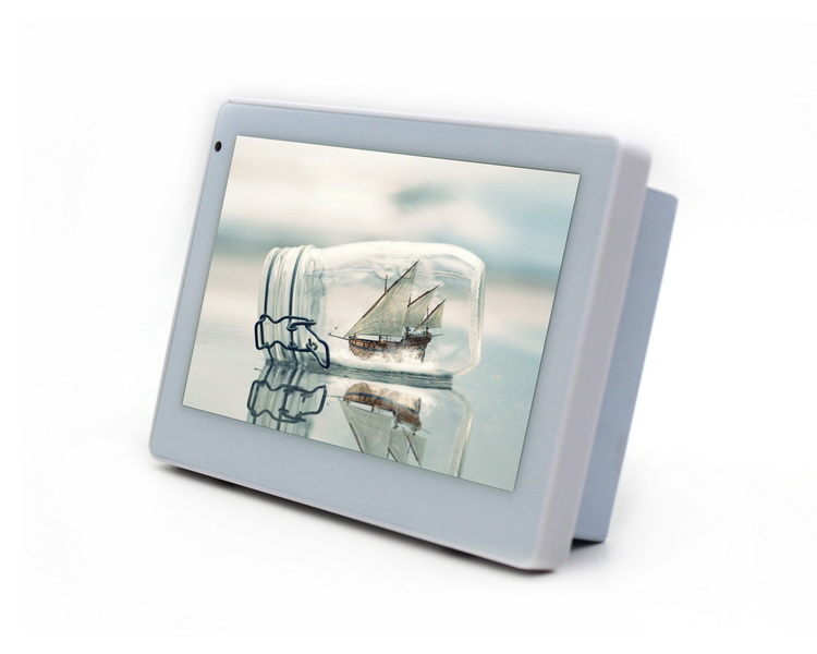 LCD Panel Android OEM Tablet 3G Industrial control Tablet with NFC reader