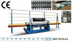 China 10 Motors Straight-Line Glass Beveling Machine,Straight Line Glass Beveling Machine,Glass Beveling Machine on sale