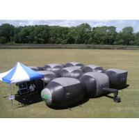 PVC Material Mobile Laser Tag Inflatable Laser Maze For  Indoor Or Outdoor
