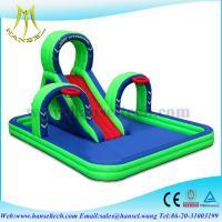 Hansel Popular Jumbo Exciting Inflatable Slide, Kids Large Slide water slide