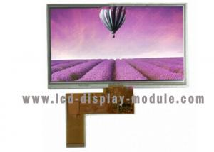 China WVGA 7.0 inch RTP TFT LCD Module on sale