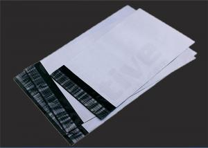 China Puncture Proof Co-Extruded Film Poly Shipping Bags Biodegradable Customized on sale