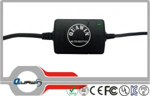 China Rectangle Electric Lifepo4 Battery Pack Charger Of Ring Terminal , 3.65V 3A on sale