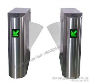 China Fingerprint RFID Card Reader Security Swing Full Height Turnstile Mechanism Counter Tripod Turnstile Gate on sale