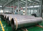 431 444 446 Stainless Steel Round Pipe , Thin Wall Stainless Steel Tube