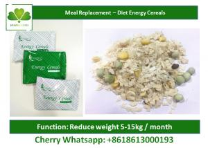 Quality Dietary Energy Cereal Meal Replacement Diet Shakes For Cleansing Colon for sale