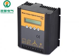 China Intelligent Wind Solar Hybrid Controller Manual , 48V Wind Turbine Charge Controller on sale