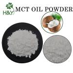 Medium Chain Triglycerides Herbal Extract Mct Oil Powder