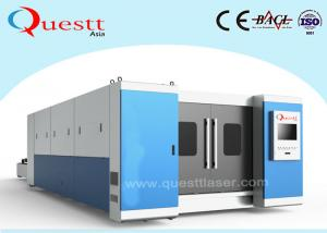 China High Accuracy Metal Laser Cutter Machine 1500 X 3000 Mm For Custom Precision Cutting on sale