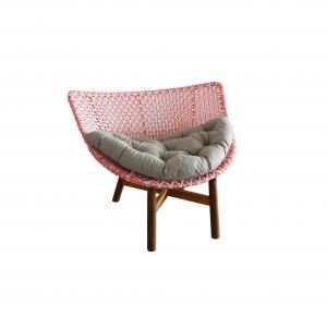 China Hormel outdoor leisure aluminum garden furniture rattan acapulco chair on sale