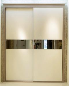 Quality Rococo Sliding Door Mirrored Wardrobe For Girl , Wardrobe Closet  Furniture For Sale ...