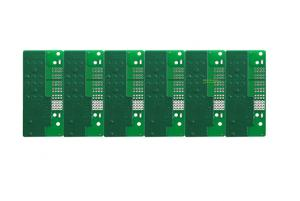 China 2 - 4 Layer PCB Board / Power Supply PCB 2-6OZ  Thick Copper Peelable on sale