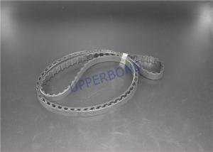 China Industrial Power Drive Belts , Tensile Drive Belt And Timing Belt Black on sale