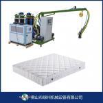 Memory pu pillow foam, gel pillow and mattress molded machinery