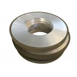 Diameter 350mm Resin Bonded Diamond Grinding Wheels For Carbide Ceramic Tile Disc