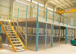 注文の棚は中二階、適用範囲が広い兵站学の貯蔵の多水平な中二階を支えました