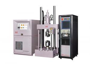 China Digital Fatigue Testing Machine Of Metals Sine / Triangular / Square Waveform on sale