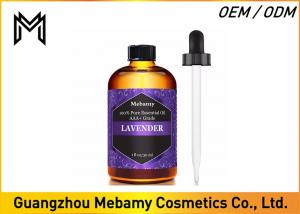 China Therapeutic Grade Lavender Essential Oil 100% Pure Contains Vitamins Minerals on sale