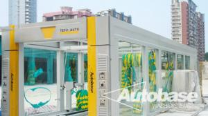 China Automatic Tunnel Car Washer Equipment TEPO-AUTO on sale