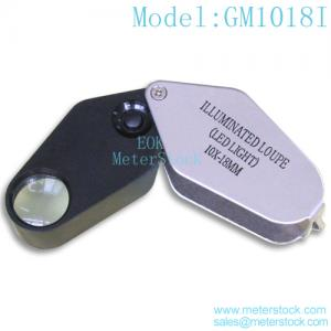 China ILLUMINATED LOUPE GM1018I on sale