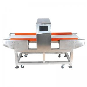 China Intelligent Automatic Conveyor Belt Metal Detector For Industrial And Food on sale