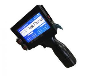 China Expiry Date Handheld Inkjet Coder on sale